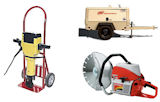 Concrete Equipment Rentals in Millville DE